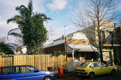 The Cottage Albert Park F1000023